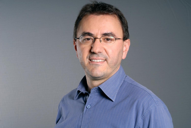 François Bermudo, chef de projet SMOS au CNES. Crédits : CNES/E.Grimault.