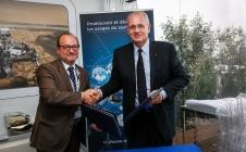 52ème Salon International de l'Aéronautique  et de l'Espace de Paris Le Bourget. Une semaine d'exception pour le CNES