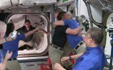 [Replay] Thomas Pesquet est arrivé dans l'ISS
