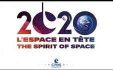 CNES 2020 - L'espace en tête