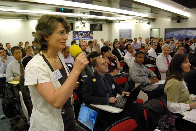 Le workshop du 22 juin dernier au CNES, à Paris, a soulevé de nombreuses questions. Crédits : CNES/S. Charrier.